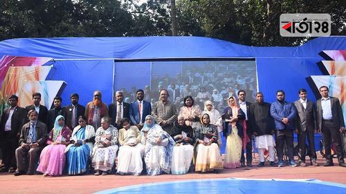 '৭২ বছরের ঐতিহ্যবাহী রিভার ভিউ স্কুলের পুনর্মিলনী'