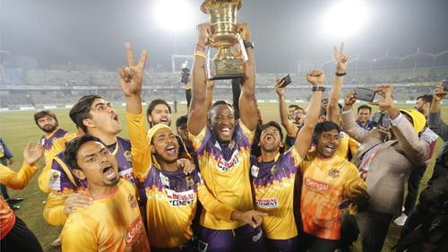 Russell-Nawaz powered Rajshahi Royals lifts Bangabandhu BPL trophy