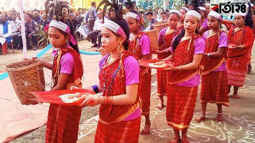 শেরপুরে তিনব্যাপী যাজকীয় অভিষেক অনুষ্ঠিত
