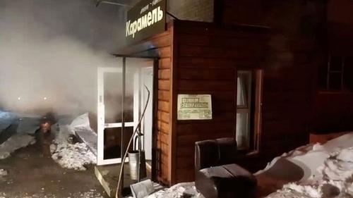 রাশিয়ায় গরম পানি প্লাবিত হয়ে ৫ জন নিহত