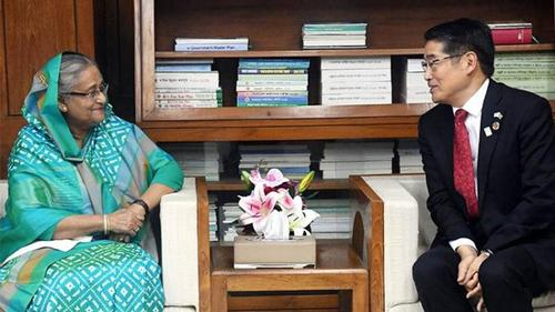 Japan to extend all cooperation in resolving Rohingya issue-Japan ambassador