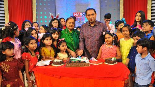 শিশুতোষ ম্যাগাজিন অনুষ্ঠান 'শাপলা শালুক' এর ২২ বছর পূর্তি