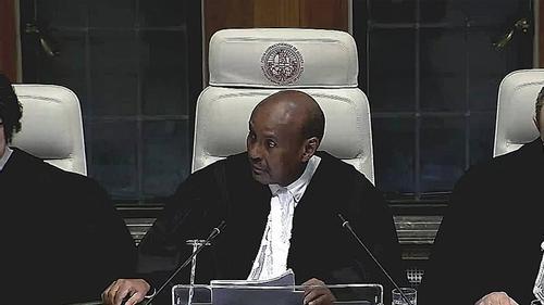 রোহিঙ্গা গণহত্যা: গাম্বিয়ার মামলায় সিদ্ধান্ত শোনাচ্ছে আইসিজে