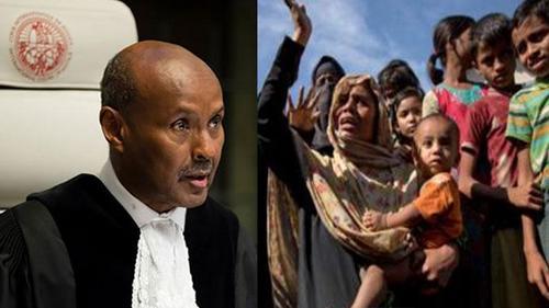 ICJ orders to stop genocide in Rakhaine immediately