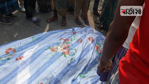 মৌলভীবাজারে ট্রাকচাপায় নারী নিহত