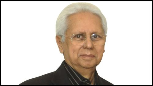 পদ্মভূষণ পেলেন সৈয়দ মোয়াজ্জেম আলী