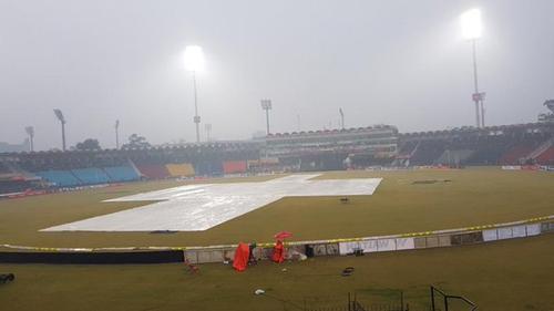 Rain spoils Lahore match, Tigers returning tonight