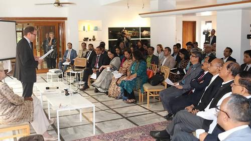 জলবায়ু মোকাবিলায় বাংলাদেশ-যুক্তরাজ্য যৌথভাবে কাজ করবে