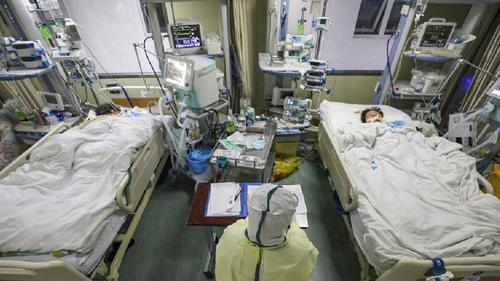 Corona death toll exceeds 5 lakh around the globe