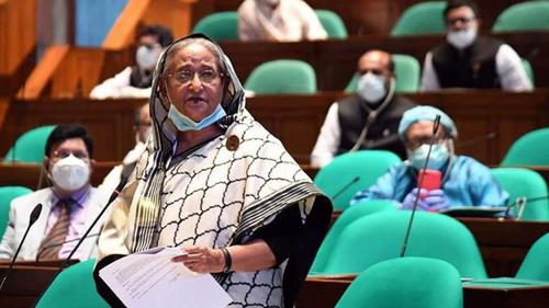 'If arrested Papul is Kuwait national- his seat will be vacant'- Sheikh Hasina