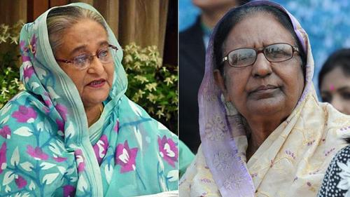 'I lost a trusted comrade'- Sheikh Hasina