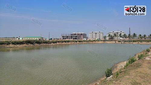 উদ্বোধনের অপেক্ষায় কক্সবাজারের 'শেখ হাসিনা আশ্রয়ণ প্রকল্প'