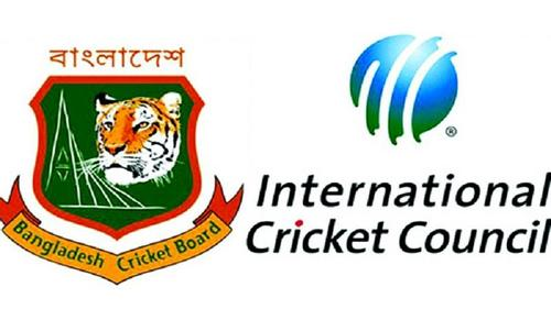 BCB to receive Taka 1088 crore from ICC