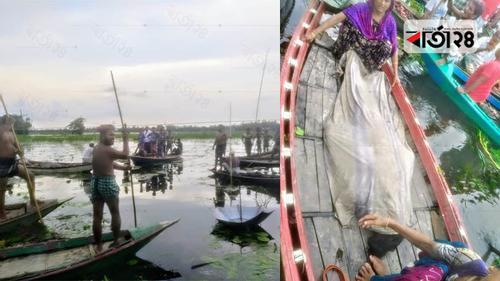টাঙ্গাইলে নৌকা ডুবি, পাঁচজন নিহত