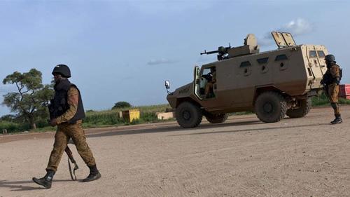 Terrorists kill 35 people in Burkina Faso