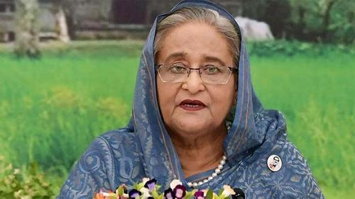 Sheikh Hasina calls for immediate invention newer corona vaccine