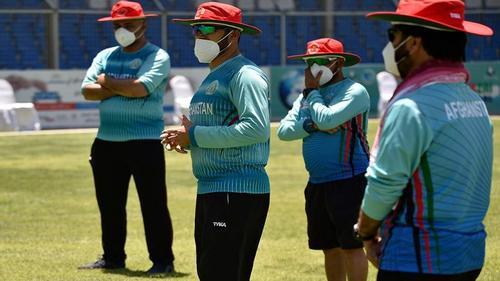 অনুশীলনে ফিরেছে আফগানিস্তান ক্রিকেট দল