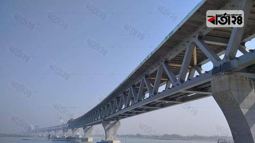 31st span of Padma Bridge to be installed on June 10