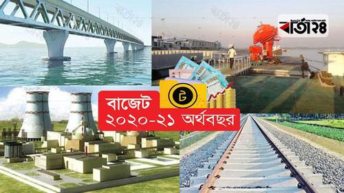 Tk. 34, 0266 crore allocated for 7 mega projects in the proposed budget