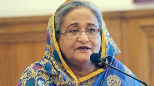 Sheikh Hasina mourns the death of Sheikh Md. Abdullah
