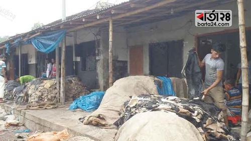 চীনে শুল্কমুক্ত সুবিধা: চামড়া রফতানিতে 'সুদিন' ফেরার আশা