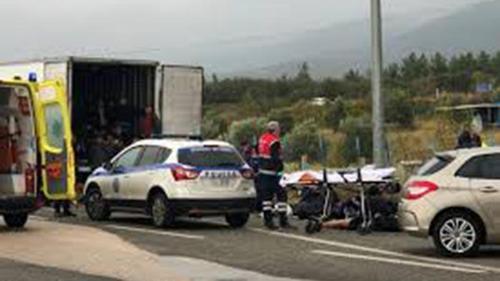 North Macedonian police detains 64 Bangladeshi migrants