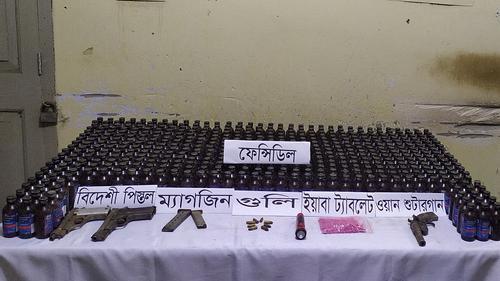 পাঁচবিবিতে 'বন্দুকযুদ্ধে' মাদক ব্যবসায়ী নিহত