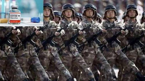Chinese military gives approval to use Corona vaccine