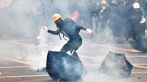 হংকংয়ে বিতর্কিত জাতীয় নিরাপত্তা আইন পাস করল চীন