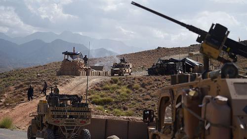 আফগান বাহিনীর বিরুদ্ধে অভিযান চলবে: তালেবান
