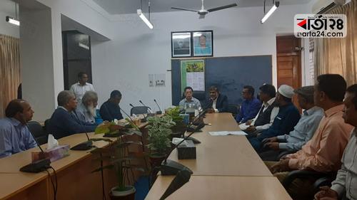 শাবিপ্রবিতে 'ডিজিটাল উপস্থিতি' চালু