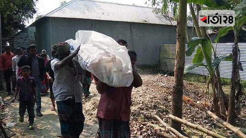 টাঙ্গাইলে গৃহবধূর মরদেহ উদ্ধার