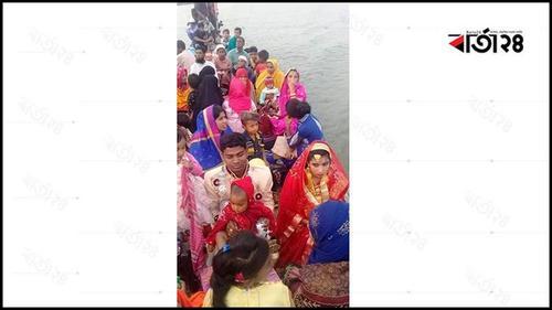 পদ্মায় নৌকাডুবির ঘটনা তদন্তে ৭ সদস্যের কমিটি