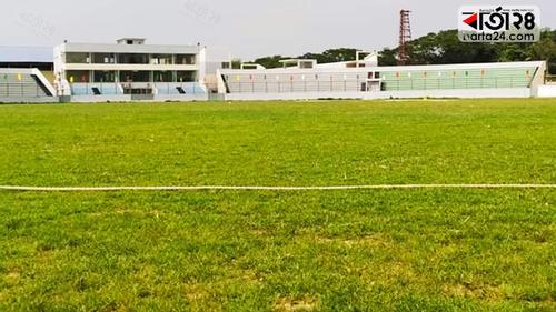 ফুটবল উৎসবের অপেক্ষায় কুমিল্লা