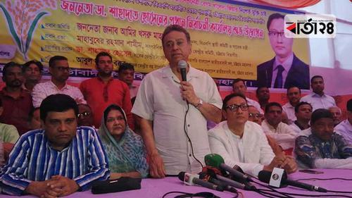 'ঢাকার নির্বাচন ব্যবস্থা চট্টগ্রামে চলবে না'