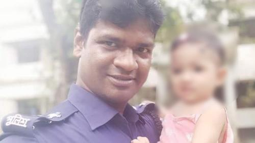 চুয়াডাঙ্গায় সড়ক দুর্ঘটনায় পুলিশের উপ-পরিদর্শক নিহত