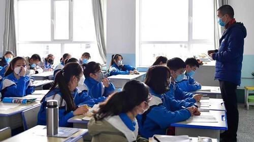 চীনের শিক্ষা প্রতিষ্ঠানে পাঠদান শুরু!