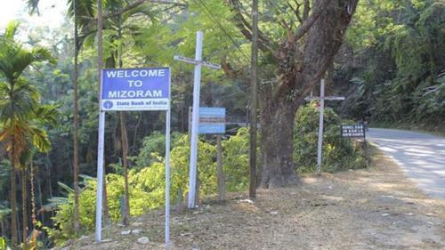 বাংলাদেশ-মিয়ানমার সীমান্ত বন্ধ করলো মিজোরাম-মণিপুর