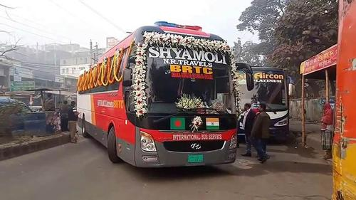 No bus to ply on Dhaka-Kolkata route from Friday