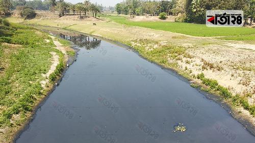 অপরিকল্পিত কারখানা মারছে নদী