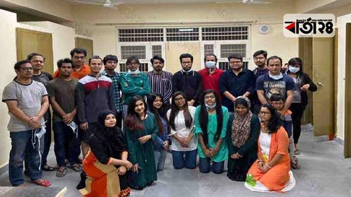 ভারত থেকে ২৩ শিক্ষার্থী দেশে ফিরেছেন
