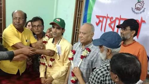 মৌলভীবাজার প্রেসক্লাব নির্বাচনে সালাম সভাপতি, পান্না সম্পাদক নির্বাচিত
