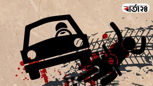 গাংনীতে মোটরসাইকেল নিয়ন্ত্রণ হারিয়ে চালক নিহত