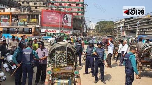 ৫ শতাধিক কেন্দ্র ঝুঁকিপূর্ণ, নজরদারি বাড়িয়েছে সিএমপি