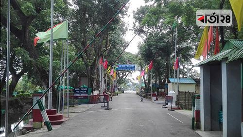 আখাউড়া স্থলবন্দরে আমদানি-রফতানি বন্ধ