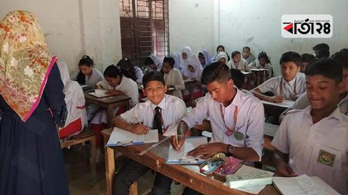 নির্দেশনা অমান্য করে আশুলিয়ায় শিক্ষা প্রতিষ্ঠান চালু