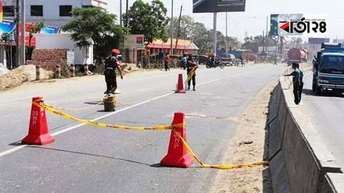 কুমিল্লায় সড়ক দুর্ঘটনায় নারী নিহত