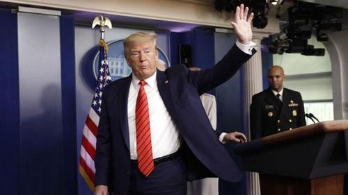 US president Trump cancels G-7 meeting