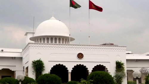 Government curtails major programs of ensuing Independence Day