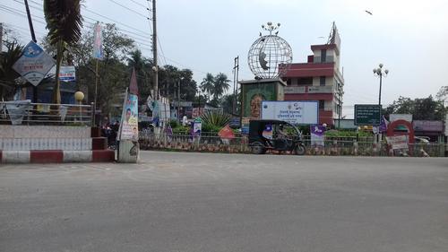 জনশূন্য পঞ্চগড় শহর